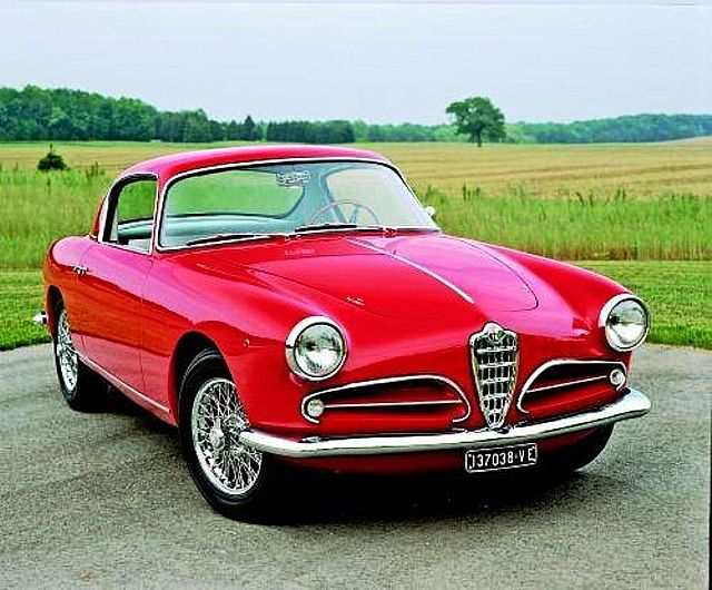 1956 Alfa Romeo 1900C for sale