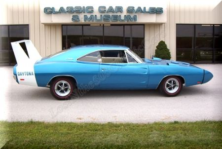 1969 dodge charger daytona for sale neosho missouri. Black Bedroom Furniture Sets. Home Design Ideas