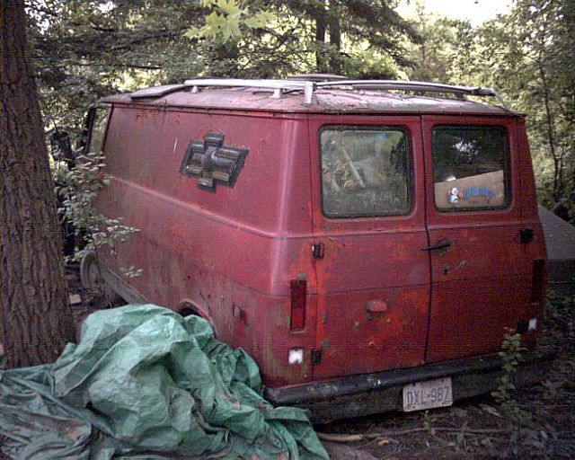 1969 Chevrolet Van for sale