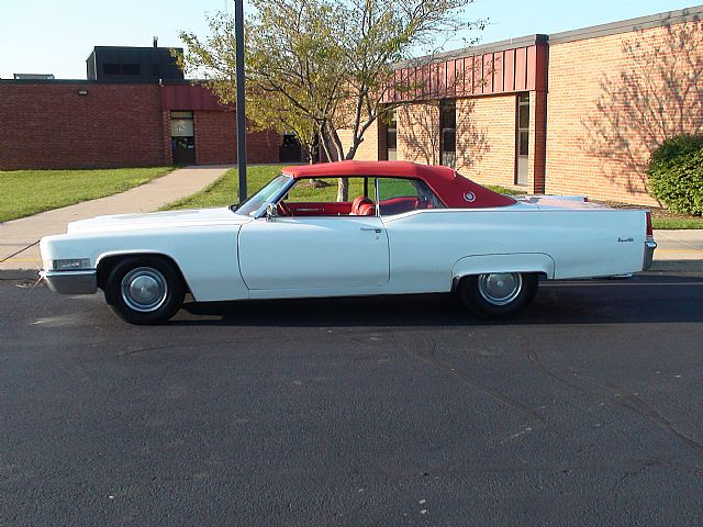 1969 Cadillac DeVille for sale