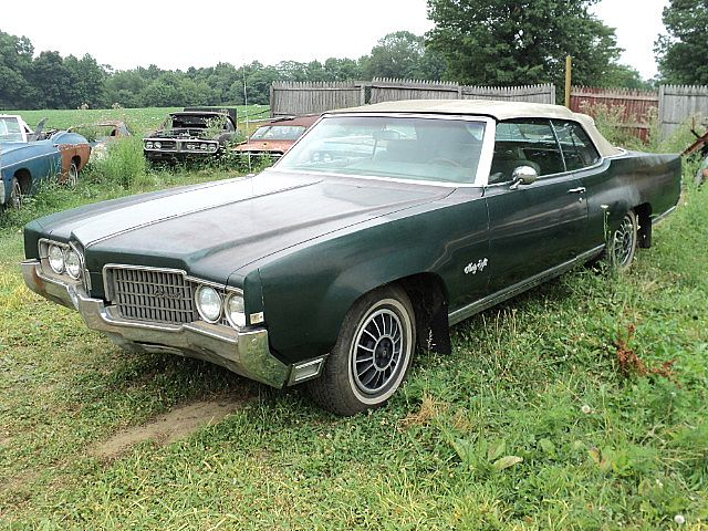 1969 Oldsmobile 98 for sale