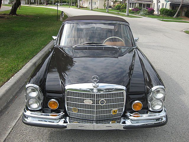 1971 mercedes 280se 3 5 cabriolet for sale lafayette indiana. Black Bedroom Furniture Sets. Home Design Ideas