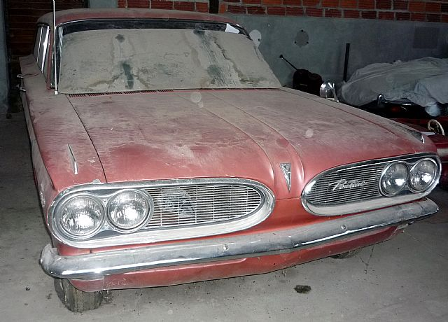 1961 Pontiac Tempest for sale