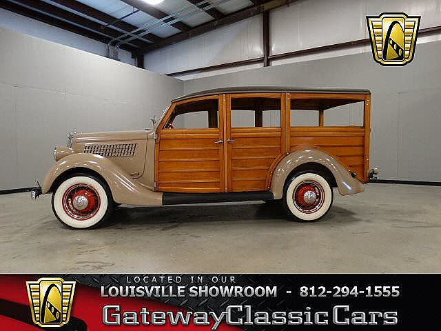 1935 Ford Woody for sale