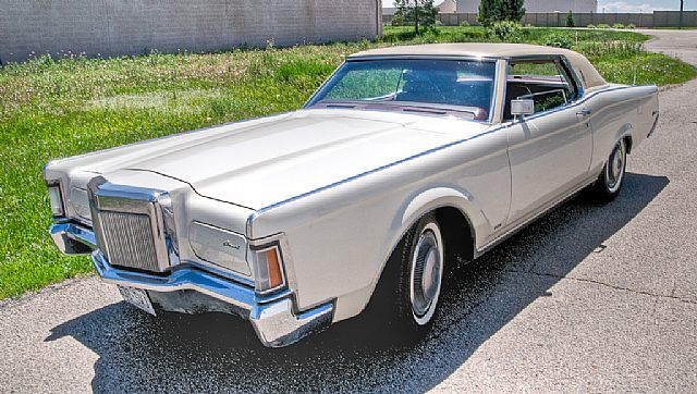 1970 Lincoln Continental for sale