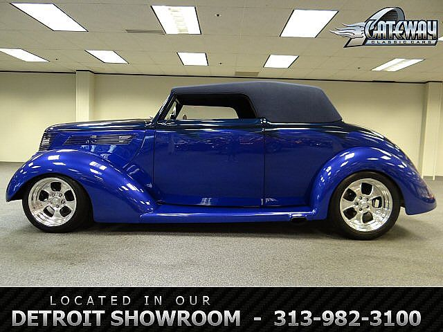 1937 Ford Cabriolet for sale