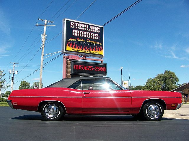1970 Ford Galaxie for sale
