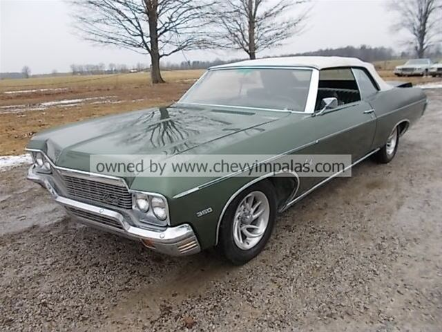 1970 chevrolet impala for sale creston ohio. Black Bedroom Furniture Sets. Home Design Ideas