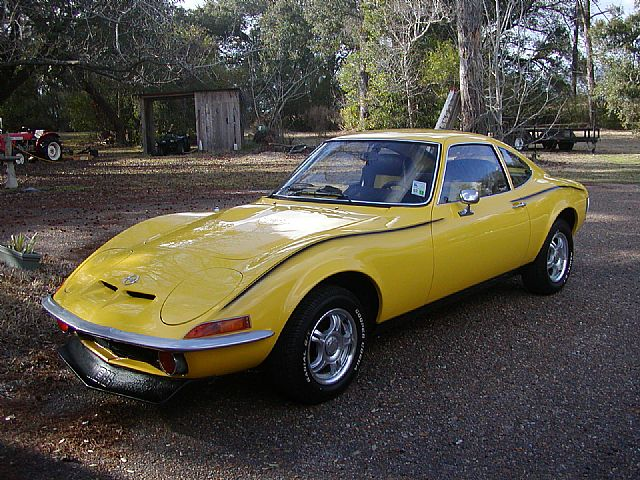 1971 Opel GT for sale