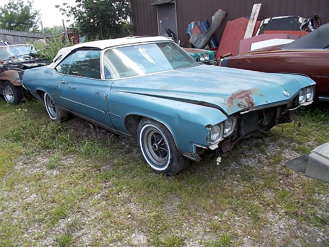 1971 Buick Centurian for sale