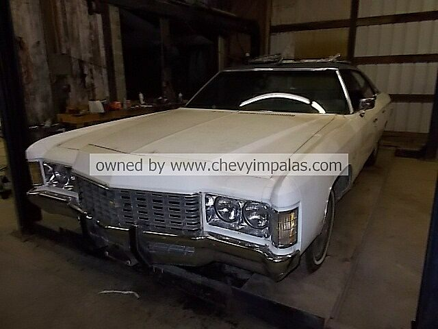 1971 Chevrolet Caprice for sale