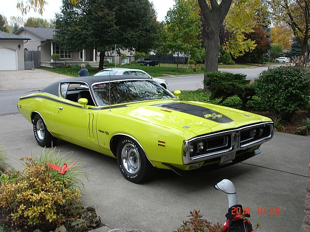 1971 Dodge Charger For Sale Windsor, Ontario