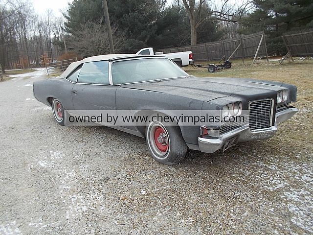 1971 Pontiac Grandville for sale