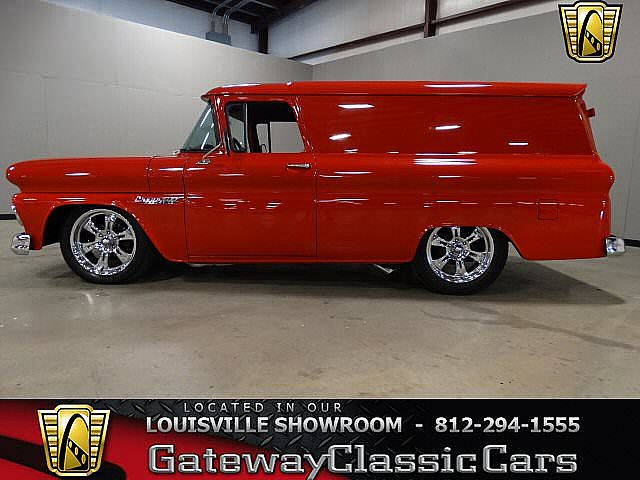 1962 Chevrolet Apache for sale
