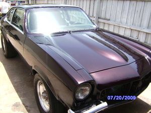 1972 Chevrolet Vega for sale
