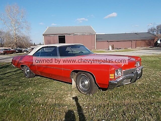 1972 Chevrolet Impala for sale