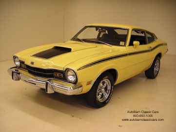1973 Mercury Comet for sale