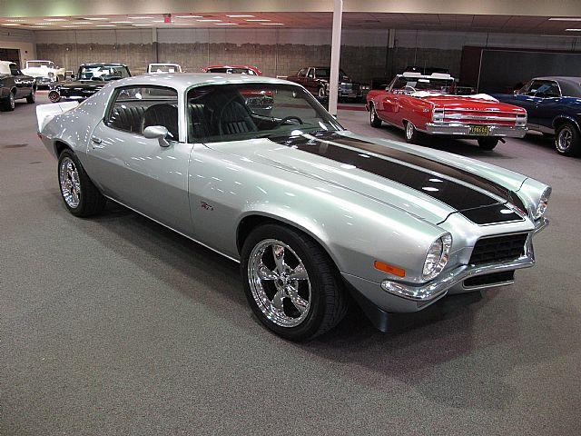 1973 Chevrolet Camaro Classic Automobiles