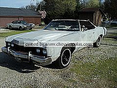 1973 Chevrolet Caprice for sale