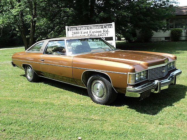 1974 Chevrolet Impala for sale
