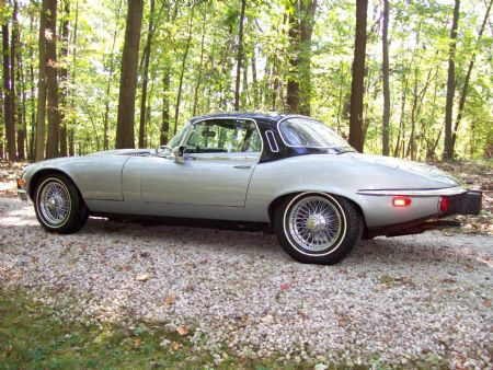 1974 Jaguar XKE for sale