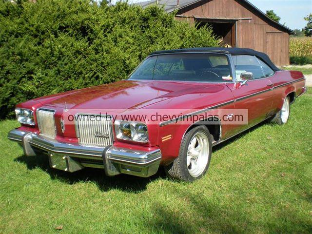 1974 Oldsmobile Delta 88 Convertible For Sale Creston Ohio