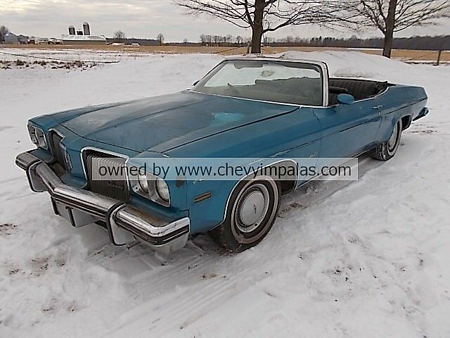 1974 Oldsmobile Delta 88 for sale