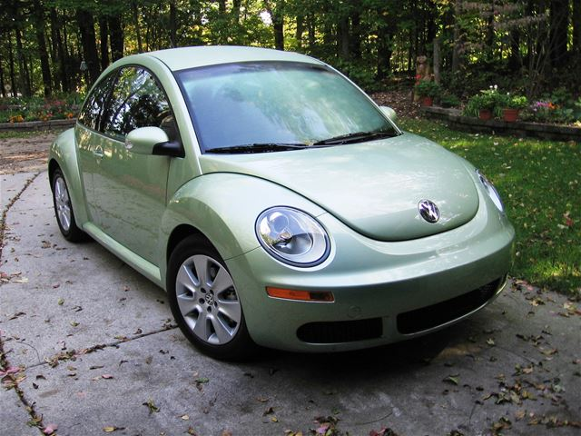 2008 Volkswagen Beetle for sale