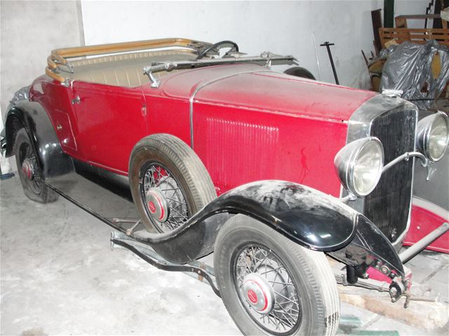 1931 Graham Roadster for sale