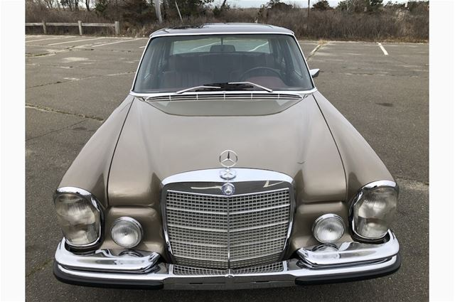 1971 Mercedes 300 for sale