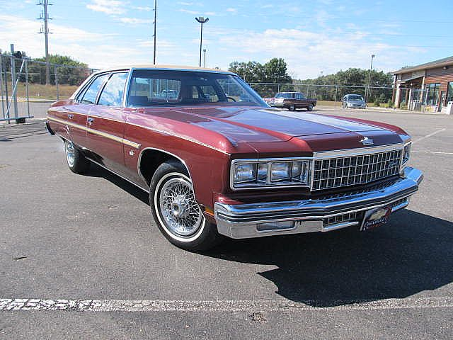 1976 Chevy Caprice for Sale http://www.collectorcarads.com/Chevrolet-Caprice/49812