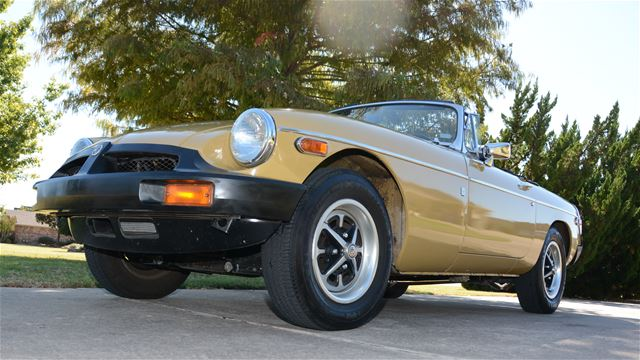 1976 MG MGB for sale