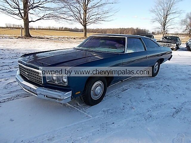 1976 Chevrolet Impala for sale