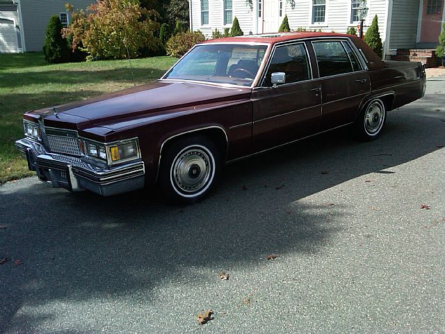 1977 Cadillac Sedan DeVille for sale