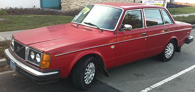 1978 Volvo 244DL for sale