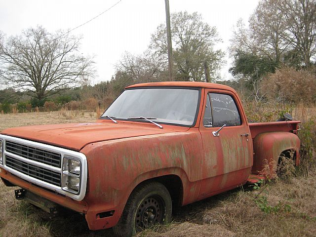 1978 Dodge Lil Red Wagon for sale