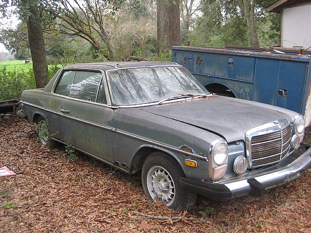 1978 Mercedes 280C for sale