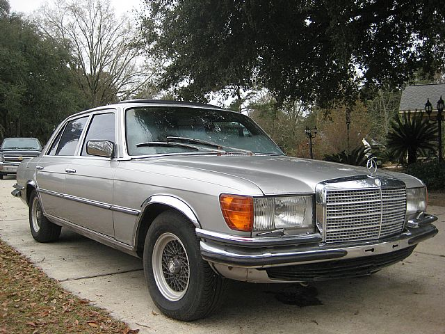 1979 Mercedes 6.9 for sale