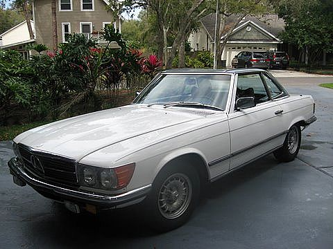 1979 Mercedes 280SL for sale