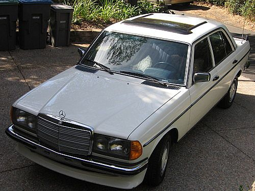 1979 Mercedes 280E for sale