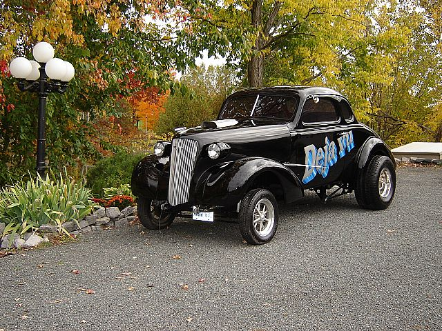 1937 Chevrolet Gasser for sale