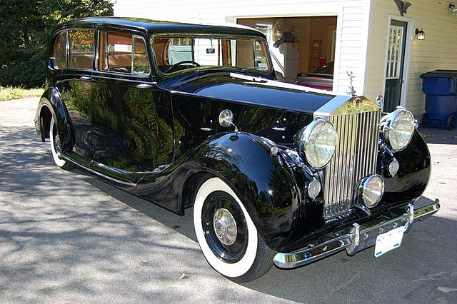 1949 Rolls Royce Silver Wraith for sale