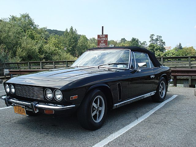 1975 Jensen Interceptor for sale