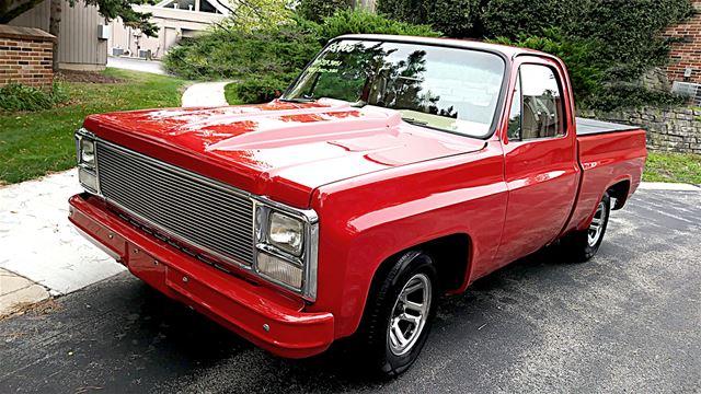 1980 chevrolet c10 for sale fox point wisconsin 1984 Chevrolet C10 1980 chevrolet c10
