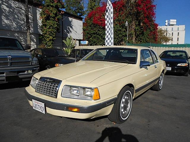 1984 Ford Thunderbird for sale