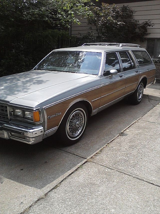 1984 Chevrolet Caprice for sale