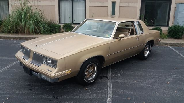 1986 Oldsmobile Cutlass
