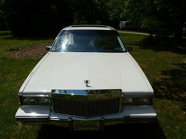 1986 Cadillac DeVille for sale