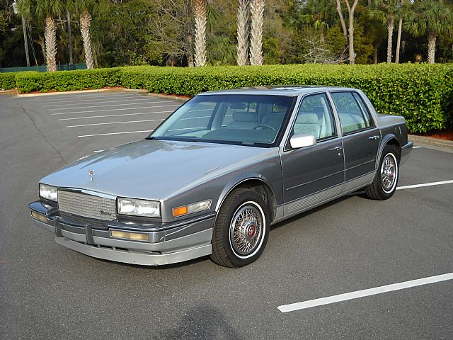 1987 Cadillac Seville for sale