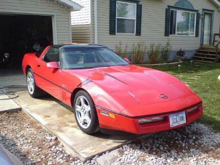 1987 Chevrolet Corvette for sale